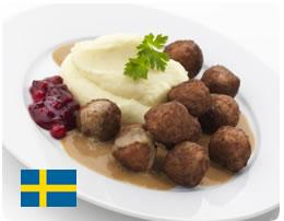 スウェーデン・ミートボール
